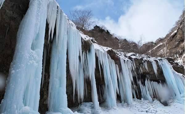 2016 雲竜渓谷ツアー終了のお知らせ