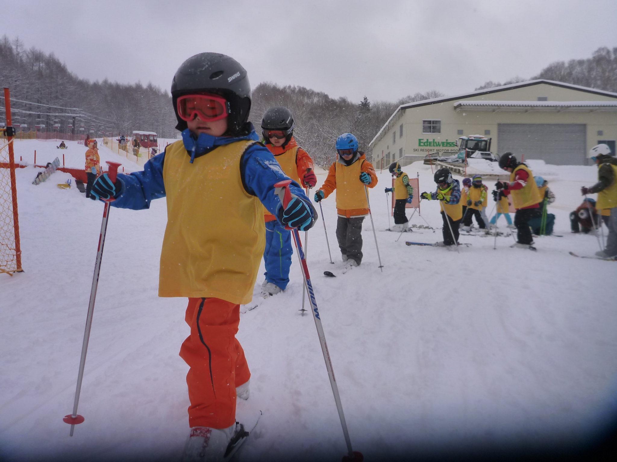 ご好評につき、スキー教室追加開催のお知らせ